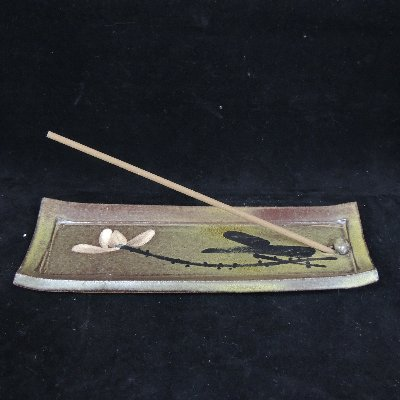Yingge Handmade Ceramics Incense Sticks Container (SS-02)