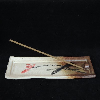 Yingge Handmade Ceramics Incense Sticks Container (SS-03)